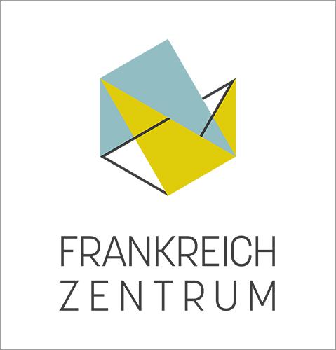 Logo Frankreich-Zentrum Vertikal